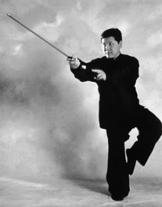 Mester Tung Kai Ying - tredje generations Tai Chi Chuan mester